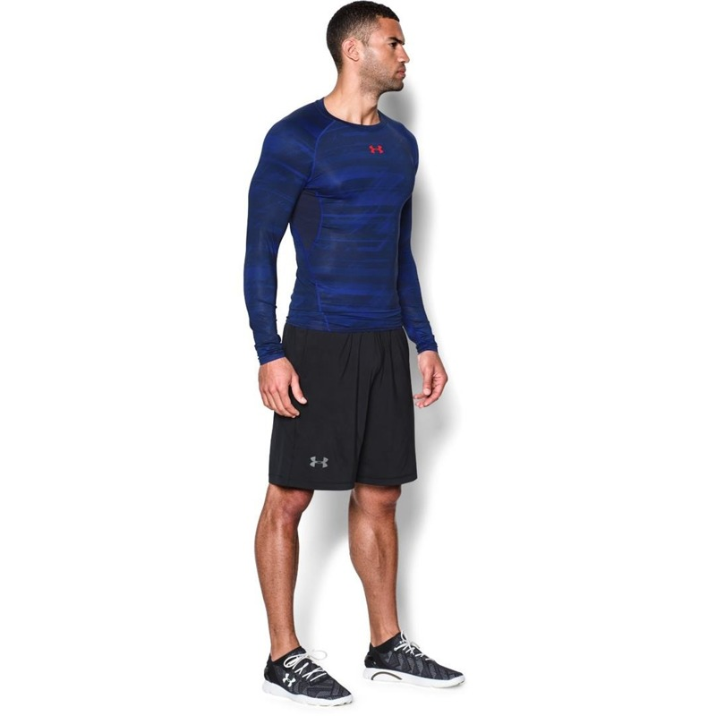 Longsleeve Under Armour Printed Compression