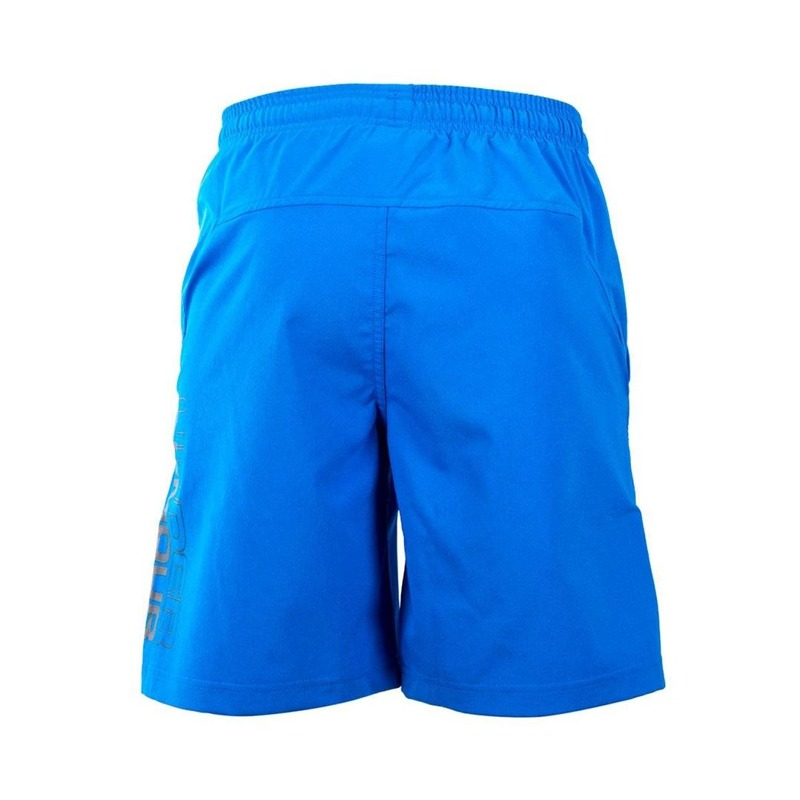 Spodenki Under Armour Hit 8 quot  Shorts Blue