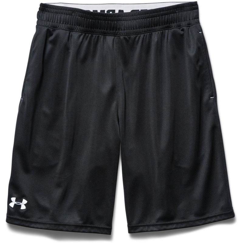 Spodenki Under Armour Reflex 10 quot  Black
