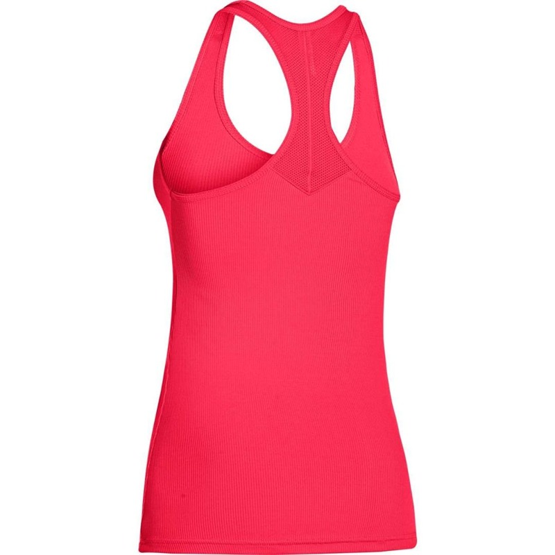 Tank Top damski Under Armour Victory Pink