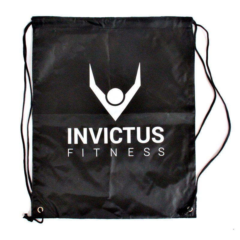Worek Invictus Accessories Bag czarny