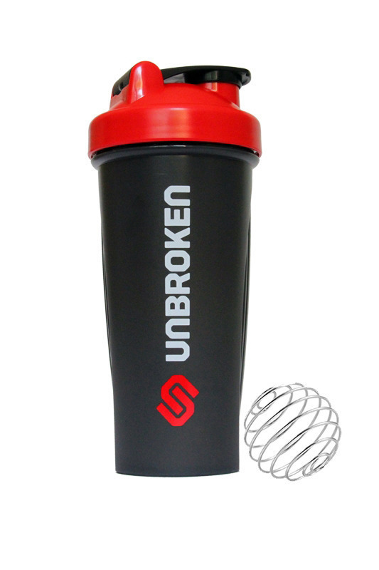 Zestaw Unbroken Pre Workout + Shaker Blender Bottle