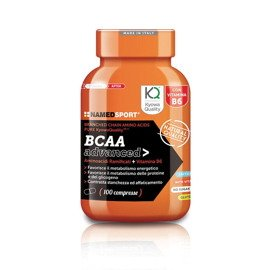 Suplementacja Named Sport BCAA Advanced 2:1:1 100 kapsułek