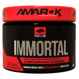 Amarok Immortal Pre-workout 200 g