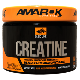 Amarok Nutrition - Basic Creatine - 300g