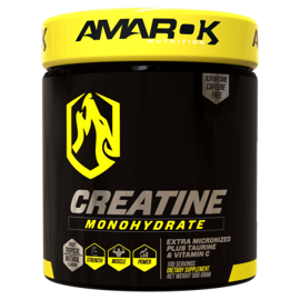 Amarok Nutrition - Black Line Creatine - 500g
