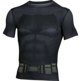 Koszulka męska Under Armour batman suit black