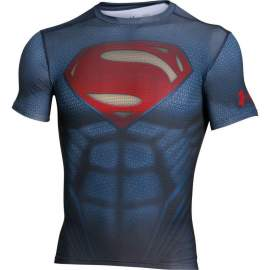Koszulka męska Under Armour superman suit