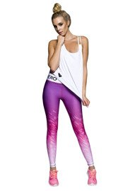 Legginsy Damskie GYM HERO FUTURE Multicolor