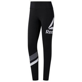 Legginsy Damskie Reebok CrossFit Workout Ready Big Logo