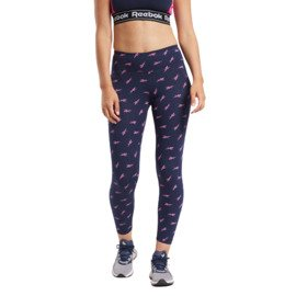 Legginsy Damskie Reebok Training Essentials Vector