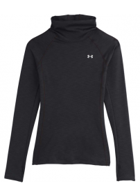 Longsleeve  Golf Under Armour Coldgear Cozy Neck Black
