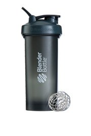 Shaker Blender Bottle Pro45 Black/ Clear 1330 ml Szary