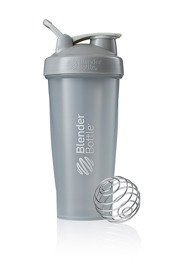 Shaker BlenderBottle 820 ml szary