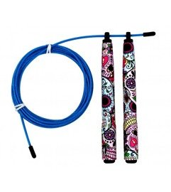 Skakanka Picsil Jump Rope ABS 2.0 Special Edition 3m Mexican Skull
