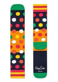 Skarpety Happy Socks Athletic Big Dot Block