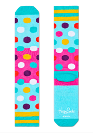 Skarpety Happy Socks Athletic Dots Multikolor