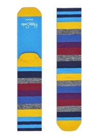 Skarpety Happy Socks Athletic Stripes Multikolor