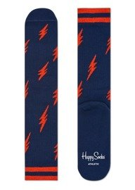 Skarpety Happy Socks Athletic Thunders Granatowe