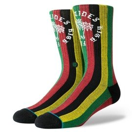 Skarpety Stance Socks Foundation High Fives Multikolor