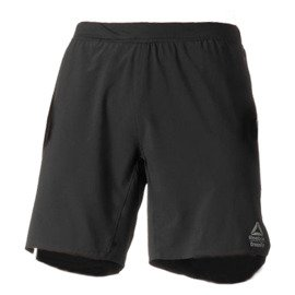 Spodenki Reebok CrossFit Super Nasty Speed II Board Short Czarne
