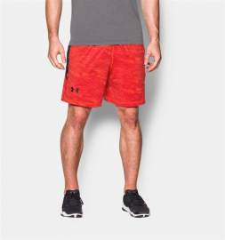 Spodenki Under Armour 8 quot  Printed Red