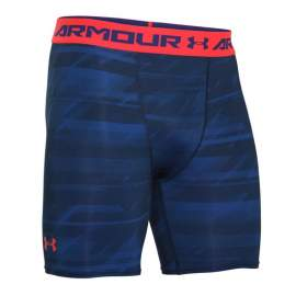 Spodenki Under Armour Compression Printed Violet