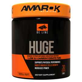 Suplementacja Amarok be huge 300g