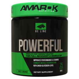 Suplementacja Amarok be powerful 500g