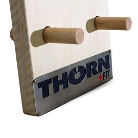Tablica Peg Board Thorn Fit Drewniana